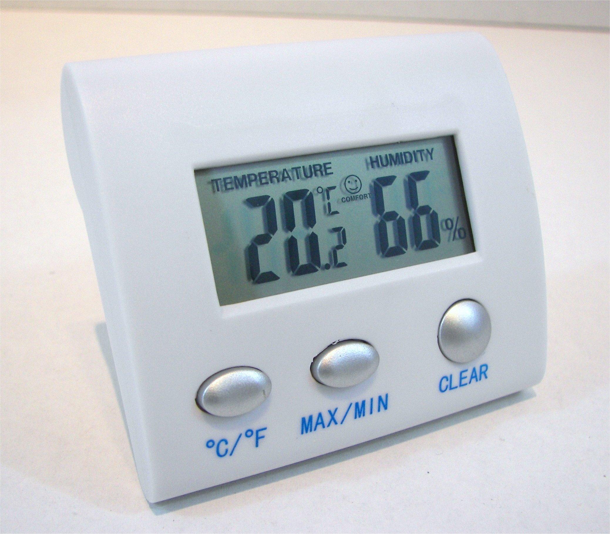 Relative Humidity Meter : Imagine instruments relative humidity rh meter
