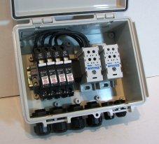 imagine instruments cscb cb series solar power combiner box