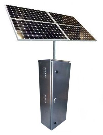 Solar Powered Pumping System